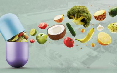 Nutracêuticos: extratos naturais nos novos hábitos alimentares