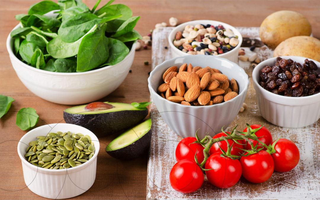 alimentação saudável e imunidade