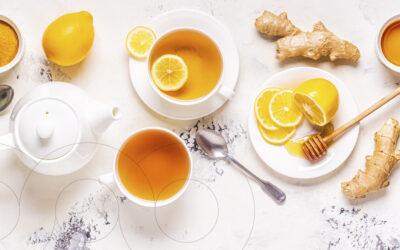 Potencialidades no mercado de chás